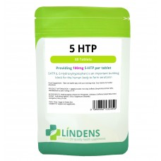 Lindens 5-HTP 100mg; 60 tablets