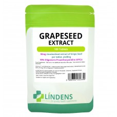 Lindens Grapeseed 100 tablets