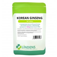 Lindens Korean Red Ginseng 1300mg