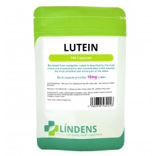 Lindens Lutein tablets 10mg; 100 capsules