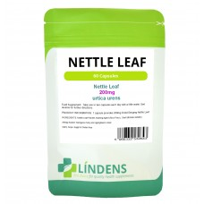 Lindens Nettle Leaf; 1 month 60 capsules