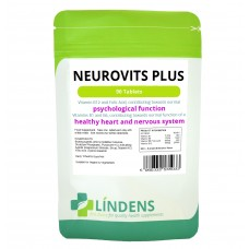 Lindens Neurovits - 90 Tablets
