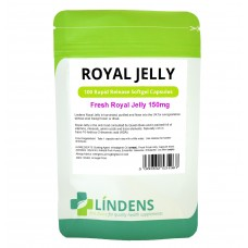 Lindens Royal Jelly 150mg x 100 tablets