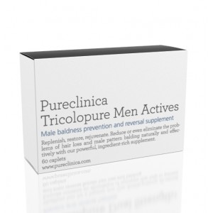Tricolopure Men Actives